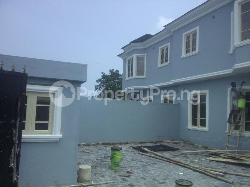 4 bedroom House for sale Mayfair Garden, Awoyaya, ibeju lekki Lekki Phase 2 Lekki Lagos - 1