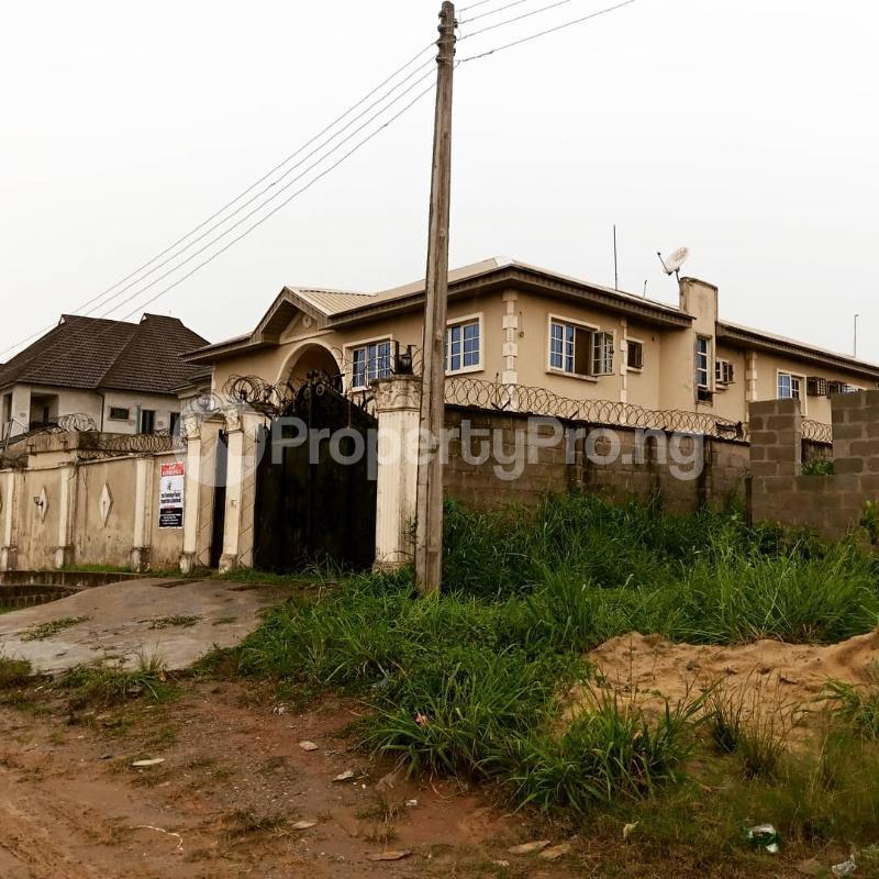 6 bedroom Semi Detached Duplex for sale Olu Odo Off Igbogbo Road Igbogbo Ikorodu Lagos - 0
