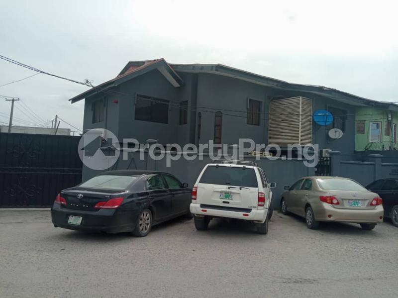 5 bedroom Detached Duplex for sale Atunrase Estate Gbagada Atunrase Medina Gbagada Lagos - 0