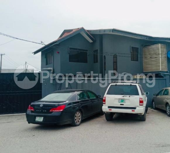 5 bedroom Detached Duplex for sale Atunrase Estate Gbagada Atunrase Medina Gbagada Lagos - 1