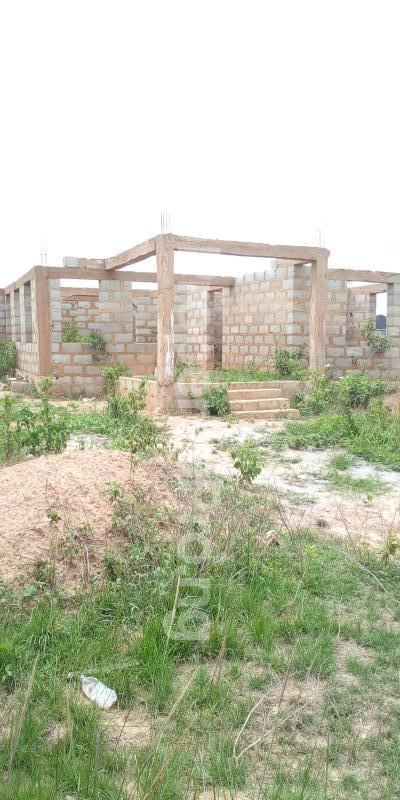 4 bedroom Detached Bungalow House for sale Ologolo estate after Ile tuntun Nihort Idishin Ibadan Oyo - 0