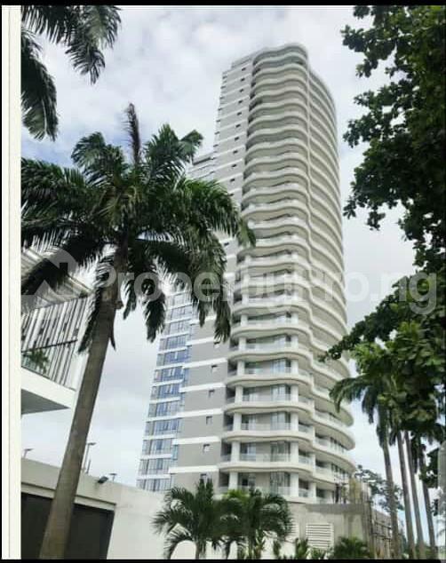 3 bedroom Blocks of Flats House for sale Bourdillon Ikoyi Lagos - 1