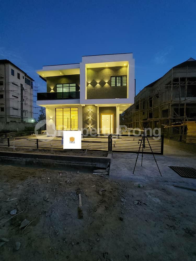 5 bedroom Detached Duplex for sale Megamound Estate, Lekki County Homes, Ikota Lekki Lagos - 0