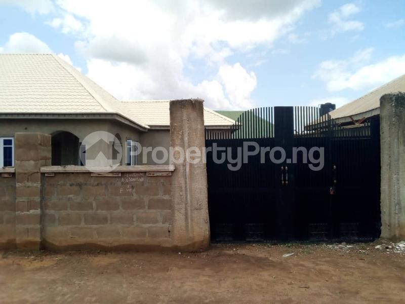 3 bedroom Detached Bungalow for sale Akinjole Oluwo, New Ife Road. Egbeda Oyo - 1