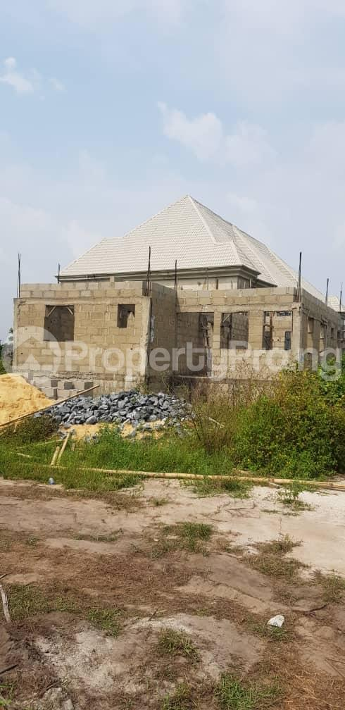 3 bedroom Detached Duplex House for sale Off Jehovah's witnesses road , bogije Free Trade Zone Ibeju-Lekki Lagos - 0