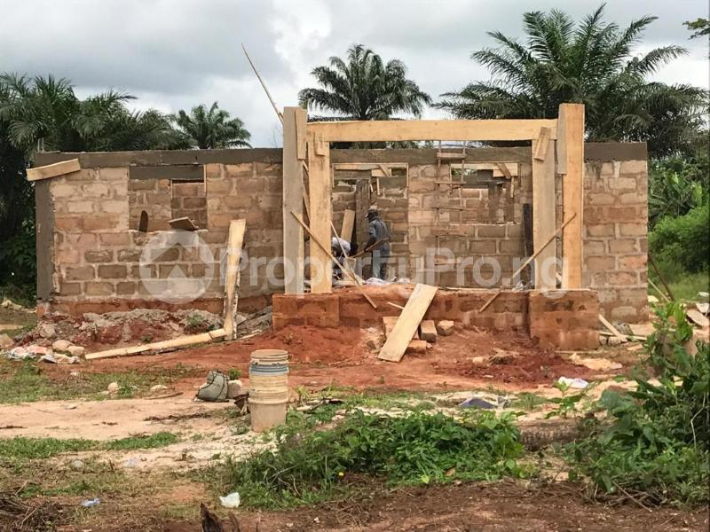 3 bedroom Detached Bungalow for sale Oghede Community In Ekewah Road Barracks's Oredo Edo - 1