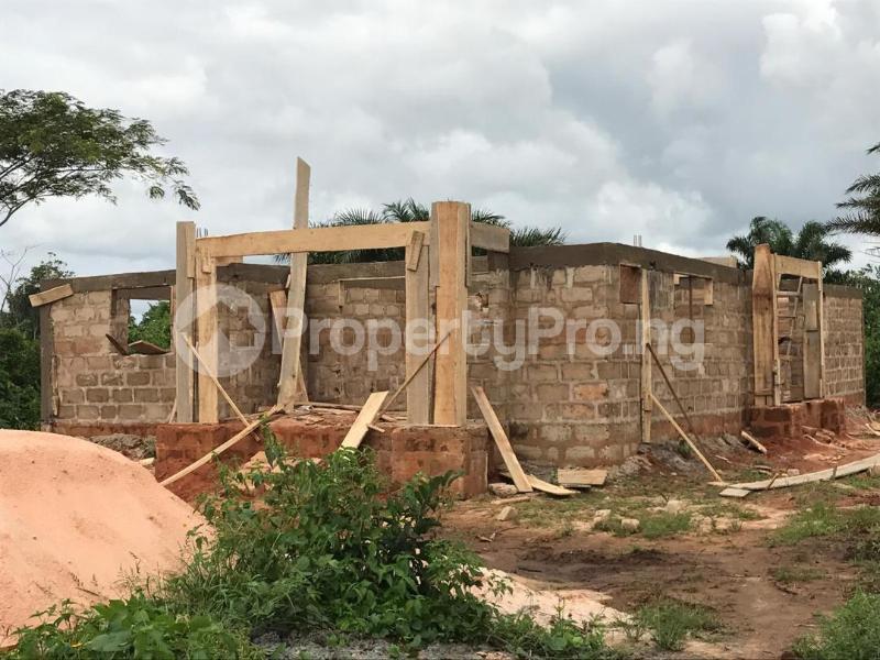 3 bedroom Detached Bungalow for sale Oghede Community In Ekewah Road Barracks's Oredo Edo - 0
