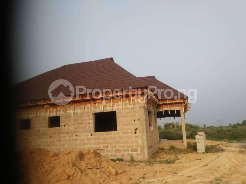 4 bedroom Detached Bungalow for sale Arogun Bus Stop, Ofada Road Mowe Obafemi Owode Ogun - 0
