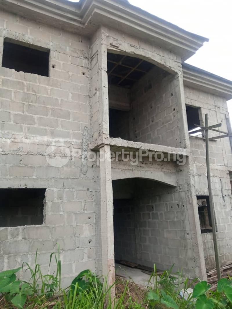4 bedroom Detached Duplex for sale Eneka Road Ropukwu Rupkpokwu Port Harcourt Rivers - 1