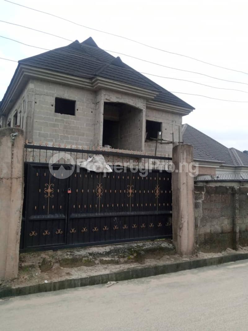 4 bedroom Detached Duplex for sale Eneka Road Ropukwu Rupkpokwu Port Harcourt Rivers - 0