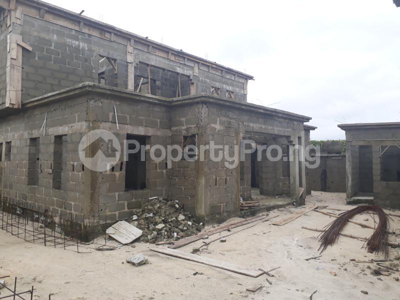 3 bedroom Detached Duplex House for sale Salvation Estate Lamgbasa Ado Ajah Lagos - 0