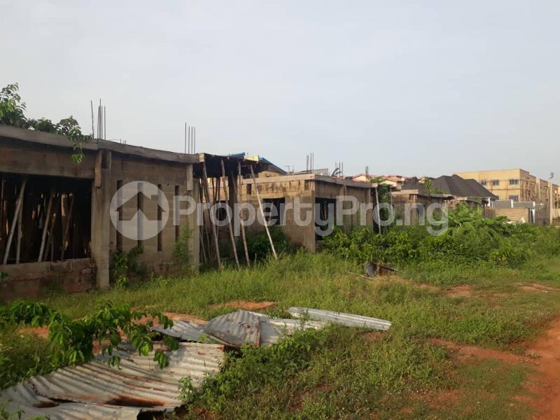 5 bedroom Terraced Duplex for sale Obasonjo Hilltop Oke Mosan Abeokuta Ogun - 0