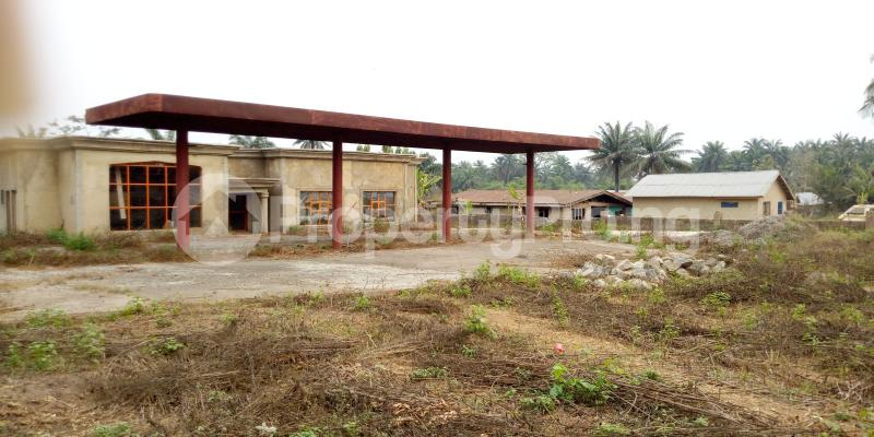 Office Space Commercial Property for sale Along Akoda-Sekona Express way Ede. Osun State  Ede South Osun - 1