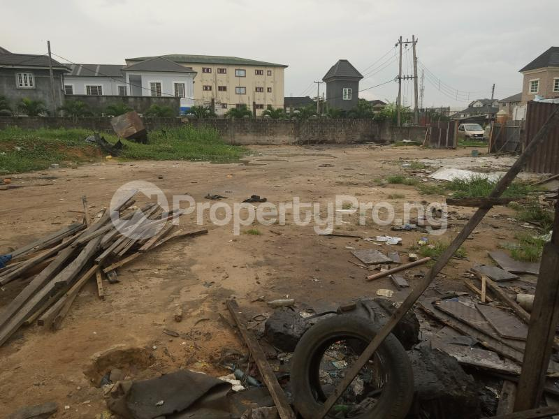 Mixed   Use Land for sale Off Stadium Road, Close To Atrium Event Center New GRA Port Harcourt Rivers - 2