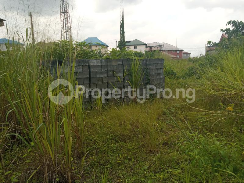 Land for sale Hertbert Macualay Street Old GRA Port Harcourt Rivers - 1