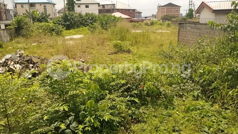 Land for sale Hertbert Macualay Street Old GRA Port Harcourt Rivers - 3