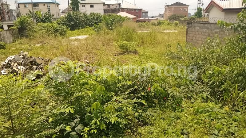 Land for sale Hertbert Macualay Street Old GRA Port Harcourt Rivers - 4