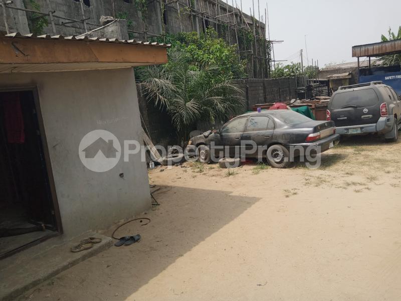 Land for sale East West Road, Eliozu Flyover East West Road Port Harcourt Rivers - 1