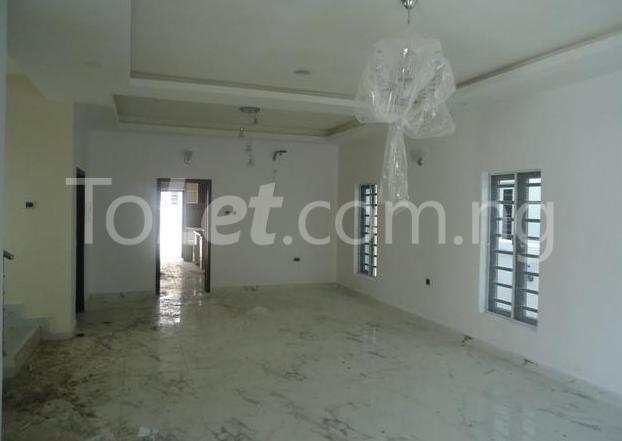 4 bedroom House for rent Chevy Estate chevron Lekki Lagos - 4