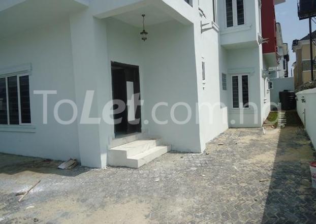 4 bedroom House for rent Chevy Estate chevron Lekki Lagos - 2