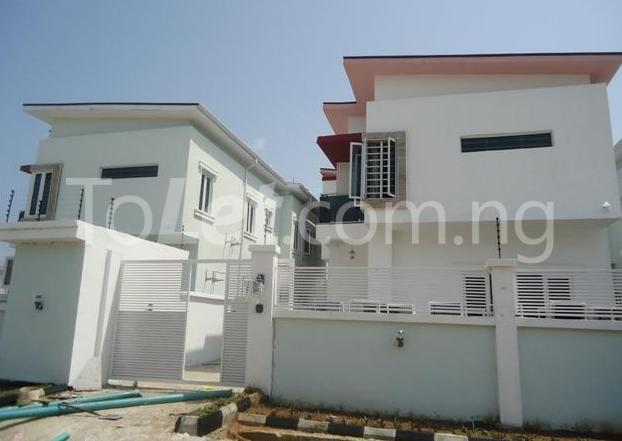 4 bedroom House for rent Chevy Estate chevron Lekki Lagos - 0