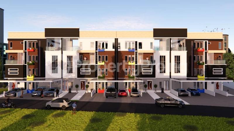 4 bedroom Massionette for sale Bisbell Vineyard ,awuse Estate Opebi,ikeja Opebi Ikeja Lagos - 2
