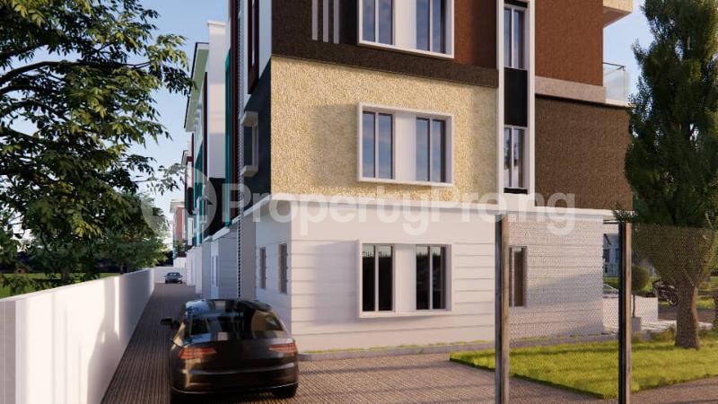 4 bedroom Massionette for sale Bisbell Vineyard ,awuse Estate Opebi,ikeja Opebi Ikeja Lagos - 1