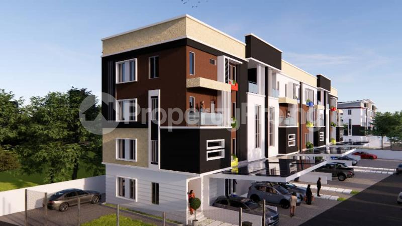 4 bedroom Massionette for sale Bisbell Vineyard ,awuse Estate Opebi,ikeja Opebi Ikeja Lagos - 0
