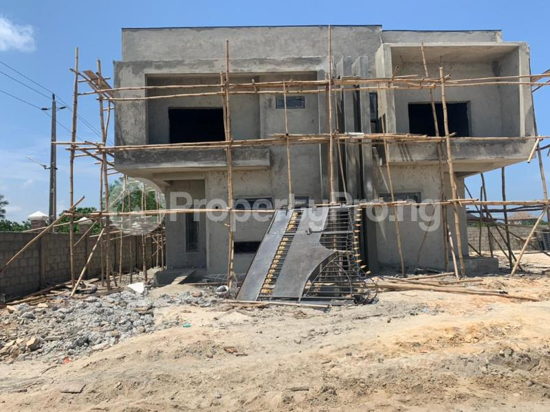 4 bedroom House for sale Abijo Gra With Neighbourhoods Like Corona School, Eko Akete, Shoprite (novare Mall), Sky Mall, Lagos Business School Abijo Ajah Lagos - 0