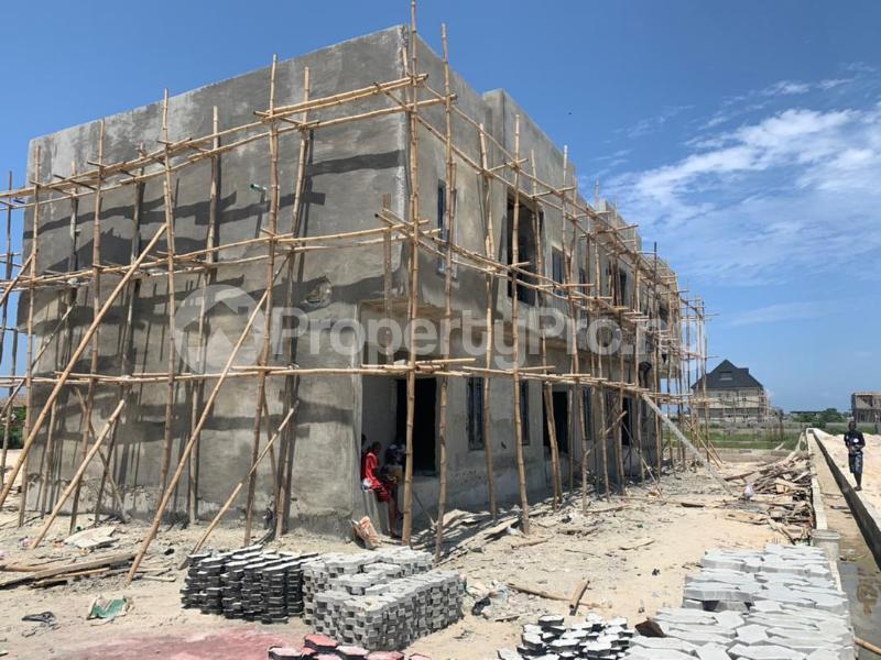 4 bedroom House for sale Abijo Gra With Neighbourhoods Like Corona School, Eko Akete, Shoprite (novare Mall), Sky Mall, Lagos Business School Abijo Ajah Lagos - 1