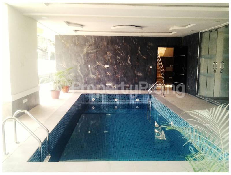 1 bedroom mini flat  Flat / Apartment for shortlet  Old ikoyi Lagos Old Ikoyi Ikoyi Lagos - 8