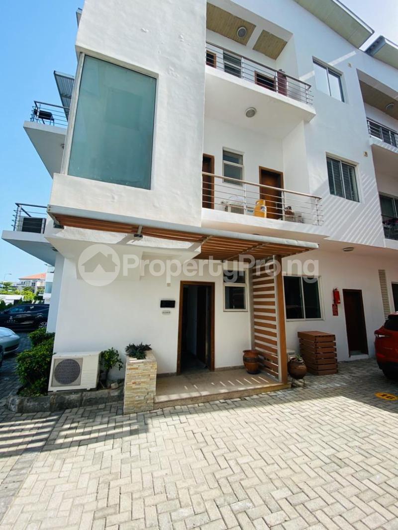 3 bedroom Flat / Apartment for rent Banana Island Ikoyi Lagos - 10