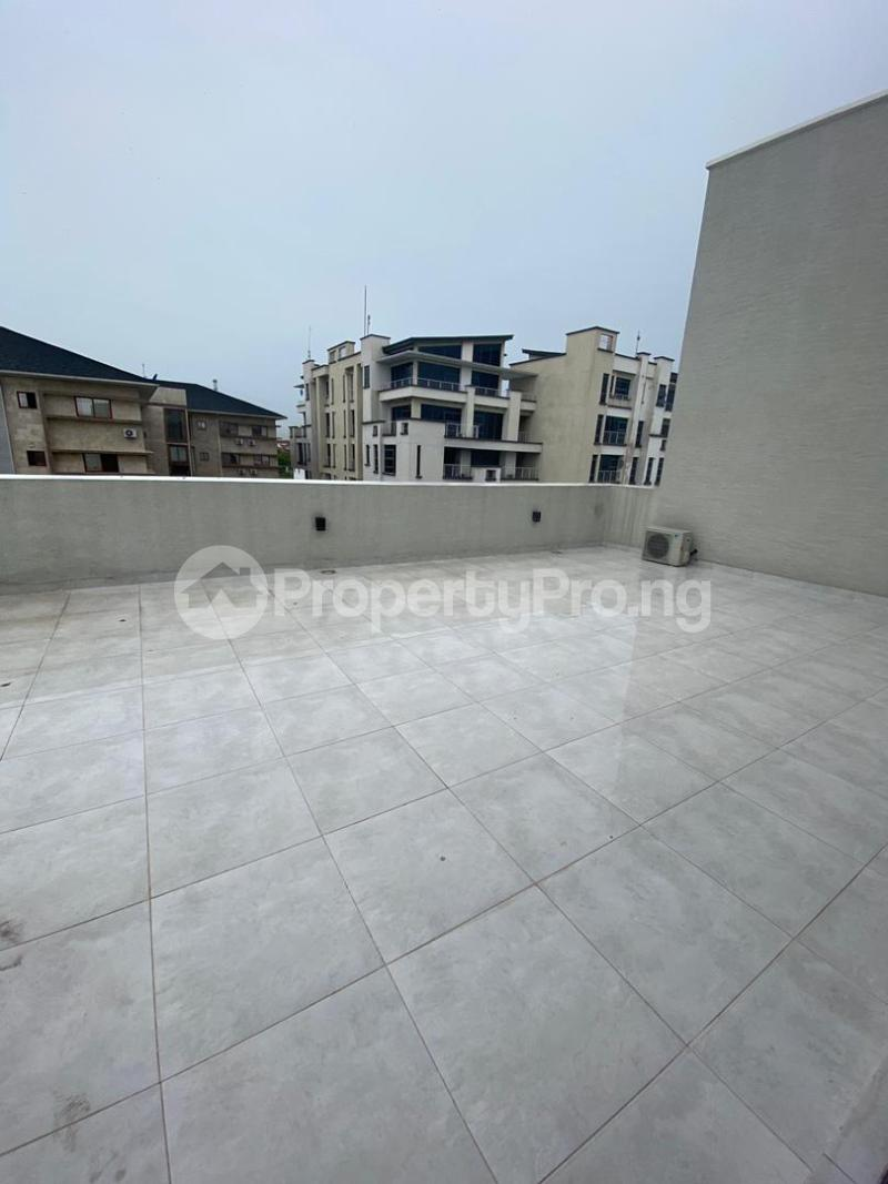 4 bedroom Penthouse Flat / Apartment for rent Banana Island Ikoyi Lagos - 9