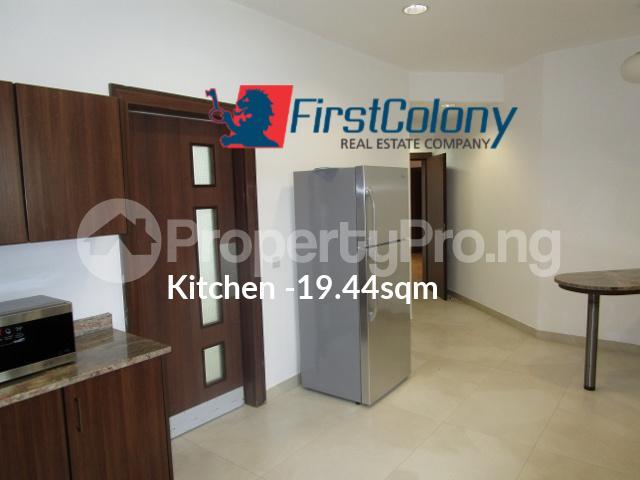 3 bedroom Flat / Apartment for rent within Banana Island Estate Banana Island Ikoyi Lagos - 19