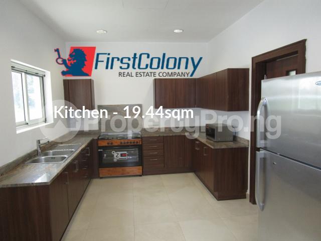 3 bedroom Flat / Apartment for rent within Banana Island Estate Banana Island Ikoyi Lagos - 18