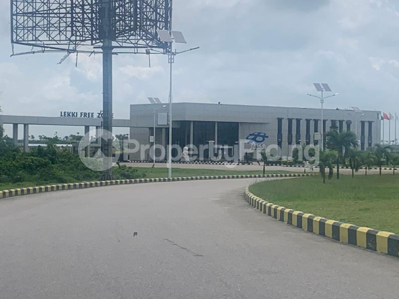 Residential Land Land for sale Lekki Free Trade Zone Free Trade Zone Ibeju-Lekki Lagos - 2