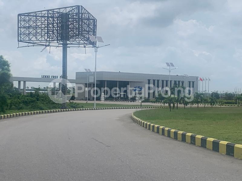 Residential Land Land for sale Lekki Free Trade Zone Free Trade Zone Ibeju-Lekki Lagos - 0