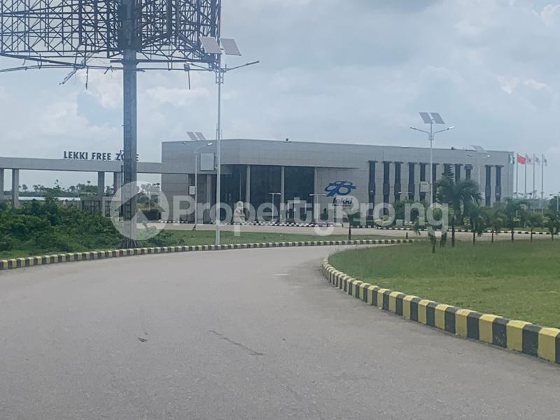 Residential Land Land for sale Lekki Free Trade Zone Free Trade Zone Ibeju-Lekki Lagos - 3
