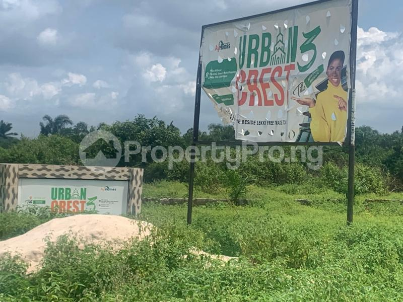 Residential Land Land for sale Lekki Free Trade Zone Free Trade Zone Ibeju-Lekki Lagos - 6