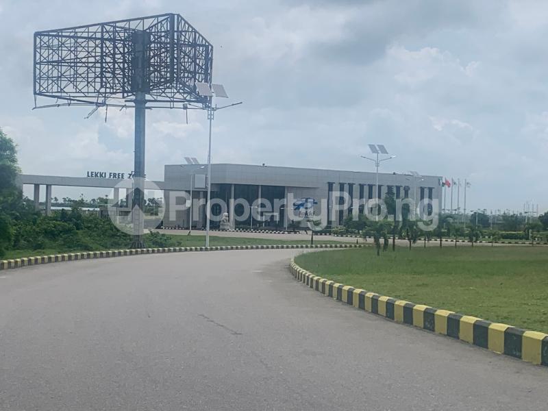 Residential Land Land for sale Lekki Free Trade Zone Free Trade Zone Ibeju-Lekki Lagos - 1