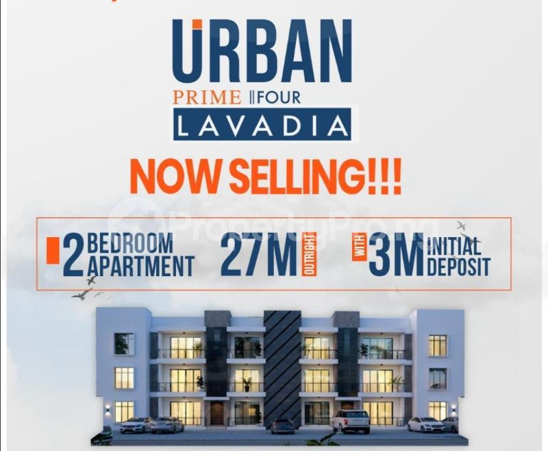 3 bedroom Semi Detached Duplex House for sale Abraham adesanya estate Ajah Lagos - 1