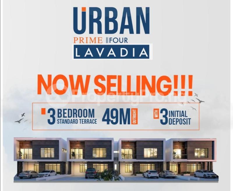 3 bedroom Semi Detached Duplex House for sale Abraham adesanya estate Ajah Lagos - 3