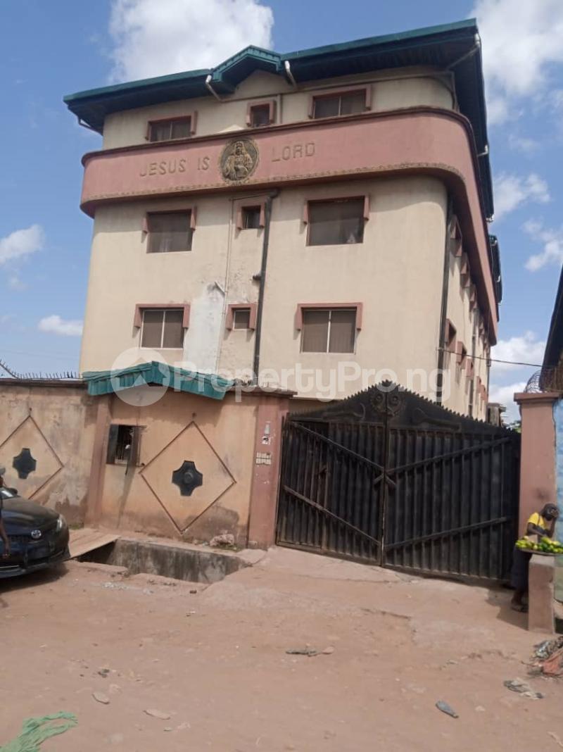 Blocks of Flats House for sale Mafoluku Oshodi Lagos - 0