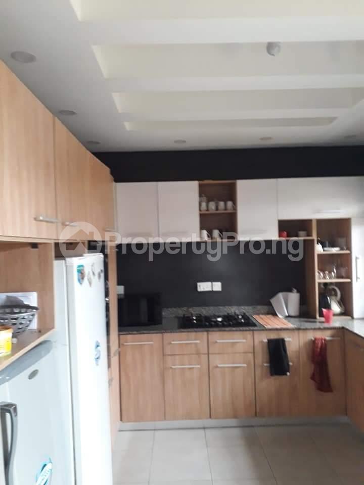 3 bedroom Detached Duplex House for rent off akerele street Randle Avenue Surulere Lagos - 0