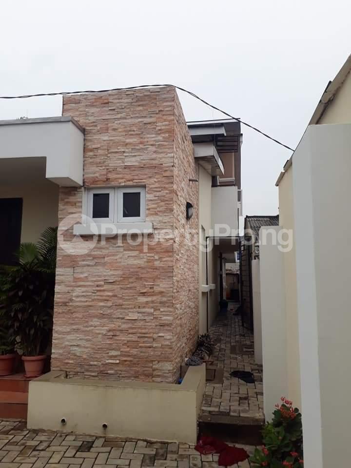 3 bedroom Detached Duplex House for rent off akerele street Randle Avenue Surulere Lagos - 2