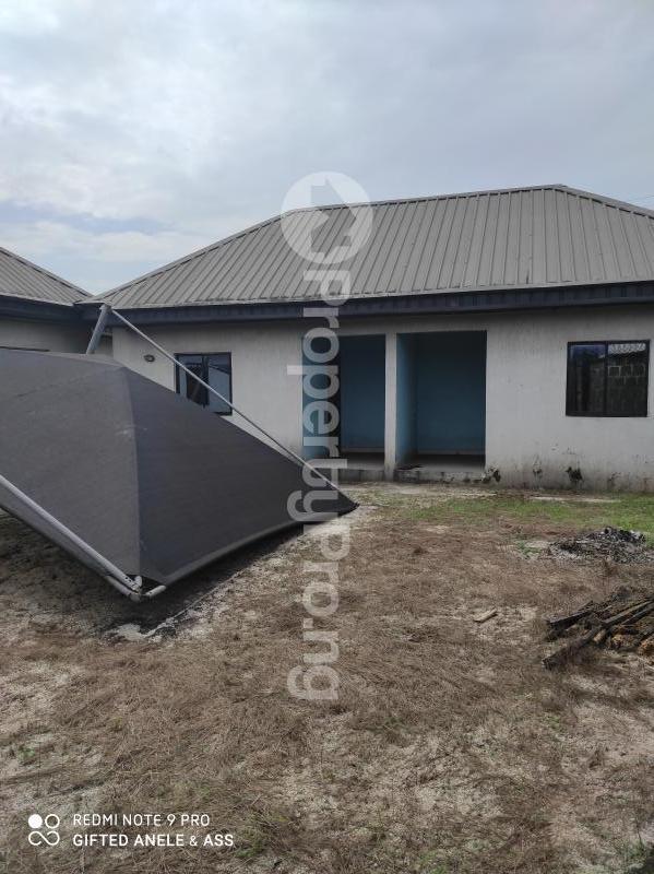 4 bedroom Detached Bungalow House for sale Pipeline Rd Estate Rupkpokwu Port Harcourt Rivers - 0