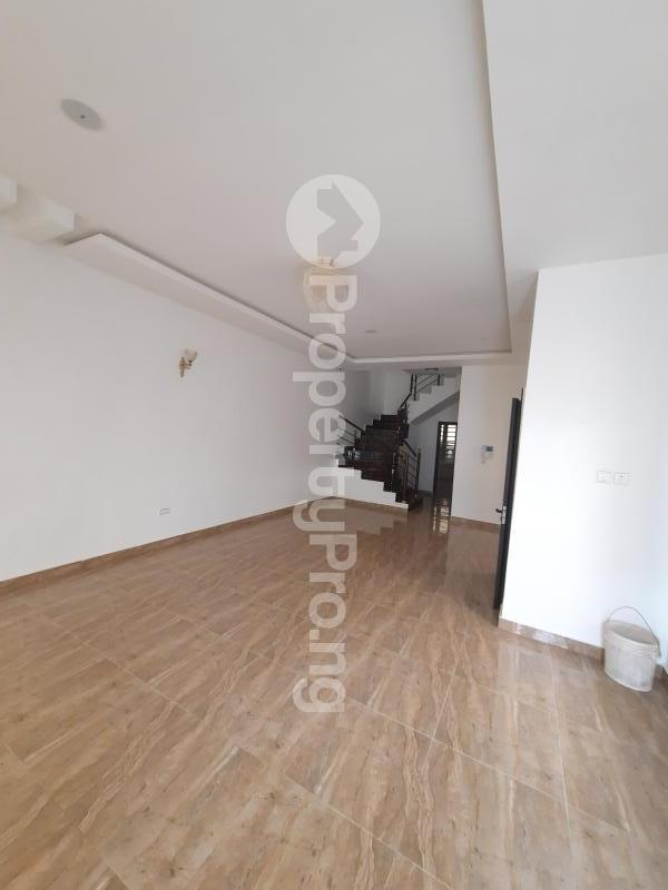 4 bedroom Semi Detached Duplex House for rent Orchid road Chevron lekki lagos state Nigeria  chevron Lekki Lagos - 1