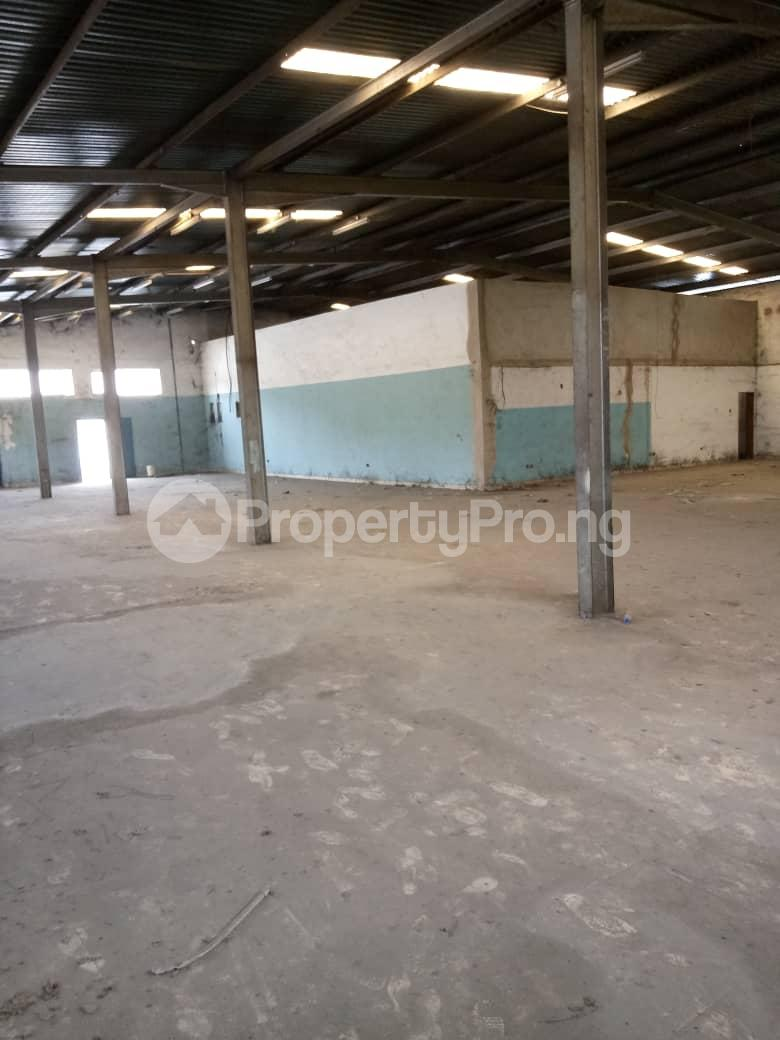 Warehouse Commercial Property for sale Ilupeju Lagos - 3