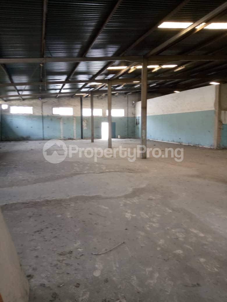 Warehouse Commercial Property for sale Ilupeju Lagos - 5