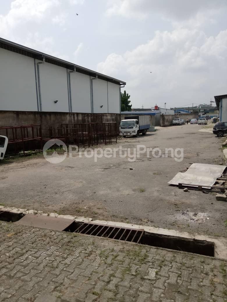 Warehouse Commercial Property for sale Ilupeju Lagos - 7